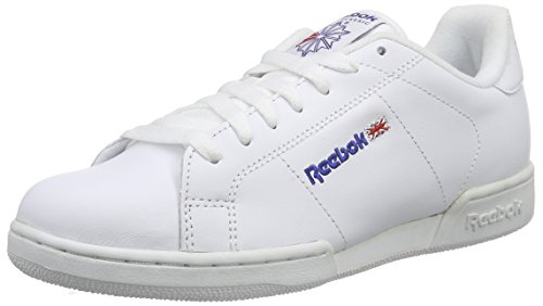 Blanc NPC Baskets Reebok 1354 Adulte Basses II Mixte 6xO7F