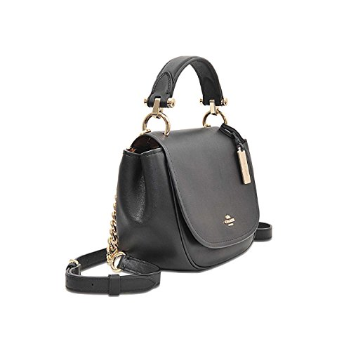 Satchel Small Sac Nomad Noir Coach 7qt86