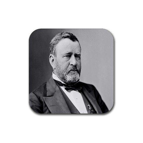 President Ulysses S. Grant Coasters - Set of 4