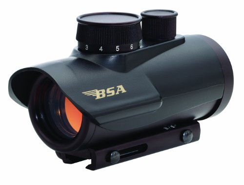 BSA 30mm Red Dot Scope with 5 MOA