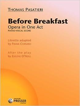 before breakfast play
