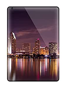 Alfredo Alcantara's Shop Best 9381297K93584339 Forever Collectibles San Diego Skyline Hard Snap-on Ipad Air Case