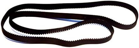Correa dentada redonda de goma 2GT, de 6 mm de ancho x 200, 280, 400 o 852 mm de largo, para impresora de polea 3D