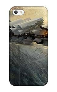 Guild Wars Durable Iphone 5/5s Tpu Flexible Soft Case
