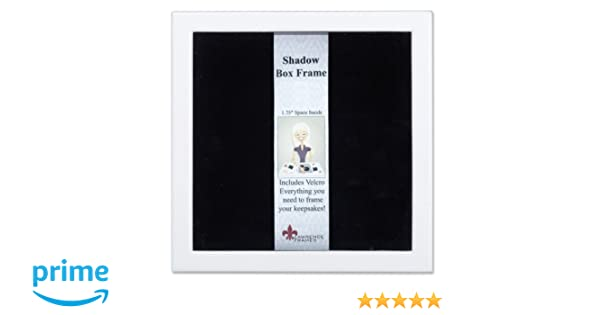 Lawrence Frames Black Wood Treasure Box Shadow Box Picture Frame 12
