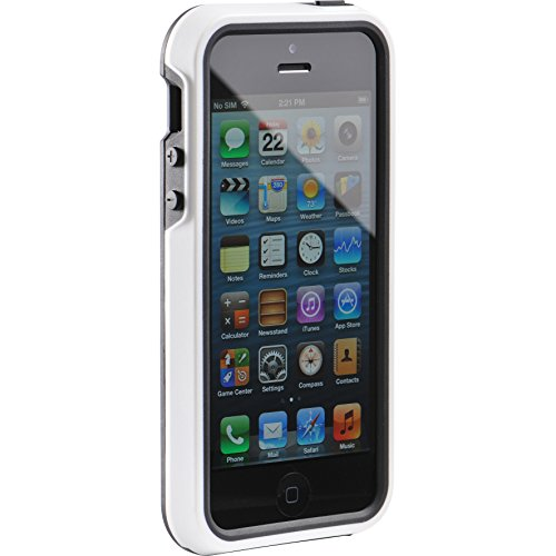 Peli CE1150 Protector Case White Fits iPhone 5, CE1150-I51A-313E (Fits iPhone 5 Crush resistant)