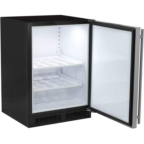 AGA Marvel ML24RAS1RS Refrigerator, Right Hinge Stainless Steel Door, 24-Inch
