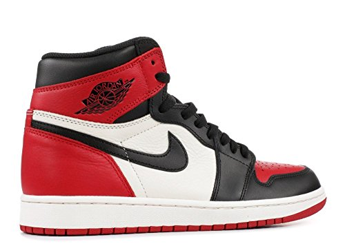b2420be29fc Jordan 1 Retro High Bred Toe - 555088 610