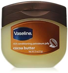 Vaseline rich conditioning petroleum jelly, cocoa butter moisturiser- 220 ml