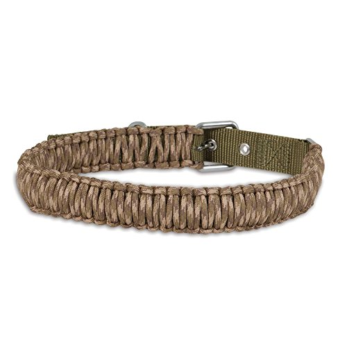 Aspen Pet Paracord Dog Collar hot sale