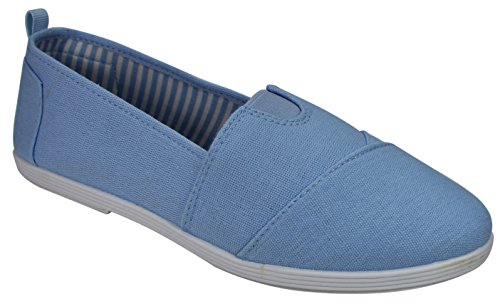 Take A Walk Canvas Slip-On for Women 11 Light Blue for sale  Delivered anywhere in Canada