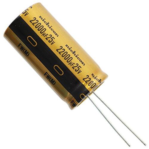 4 PCs Nichicon usw1v220mdd audio condensador 22uf 35v 5x7mm rm2 85 ° C New #bp