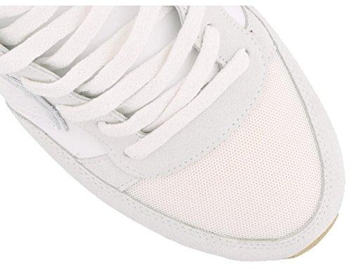 e TRLD Tela Bianca Philippe 2018 Paris Donna 5001 Modello Pelle in Sneaker Tropez Model Colore 7zp8R