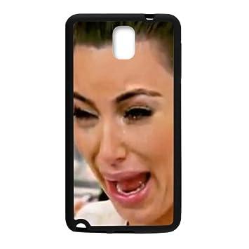 kim kardashian crying Design Cover Protective Bumper: Amazon co uk