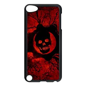 gears of war skull iPod Touch 5 Case Black VC992901