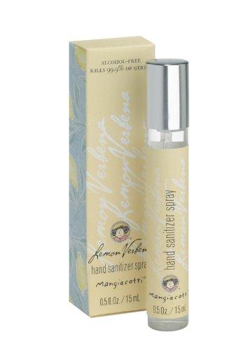 Mangiacotti Lemon - Mangiacotti Lemon Verbena Hand Sanitizer Spray