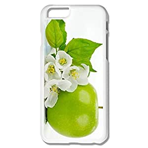 Favorable Green Apple Hard Case Cover For IPhone 6