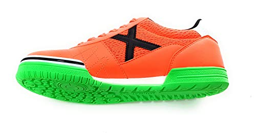 eu Arancio Calcetto 29 Us Indoor G3 10 3cm 44 Munich 5 Uk Scarpe 9 RfxI65X