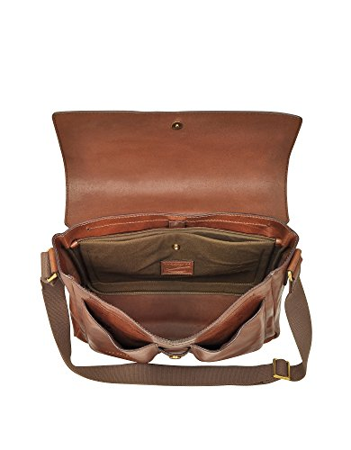 THE BRIDGE HOMME 540730114 MARRON CUIR MALLETTE