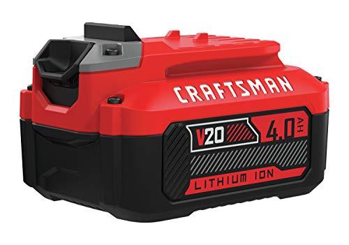 CRAFTSMAN CMCB204 20V MAX 4.0AH LI-ION Battery Ión de litio batería recargabl