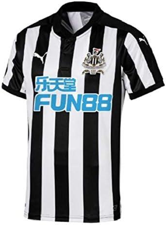 PUMA. Réplica de Camiseta de fútbol Newcastle, Camiseta con Publicidad y Logotipo.: Amazon.es: Ropa y accesorios