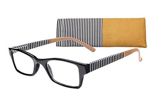 "Women's Rectangular Lightweight Reading Glasses ""Delmar"" by"