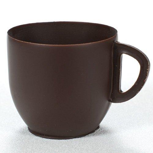 Dark Chocolate Coffee Mug - 1 x 2 x 2.25 - 1 box - 30 count