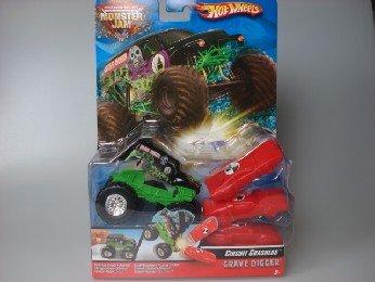 Hot Wheels Monster Jam Grave Digger