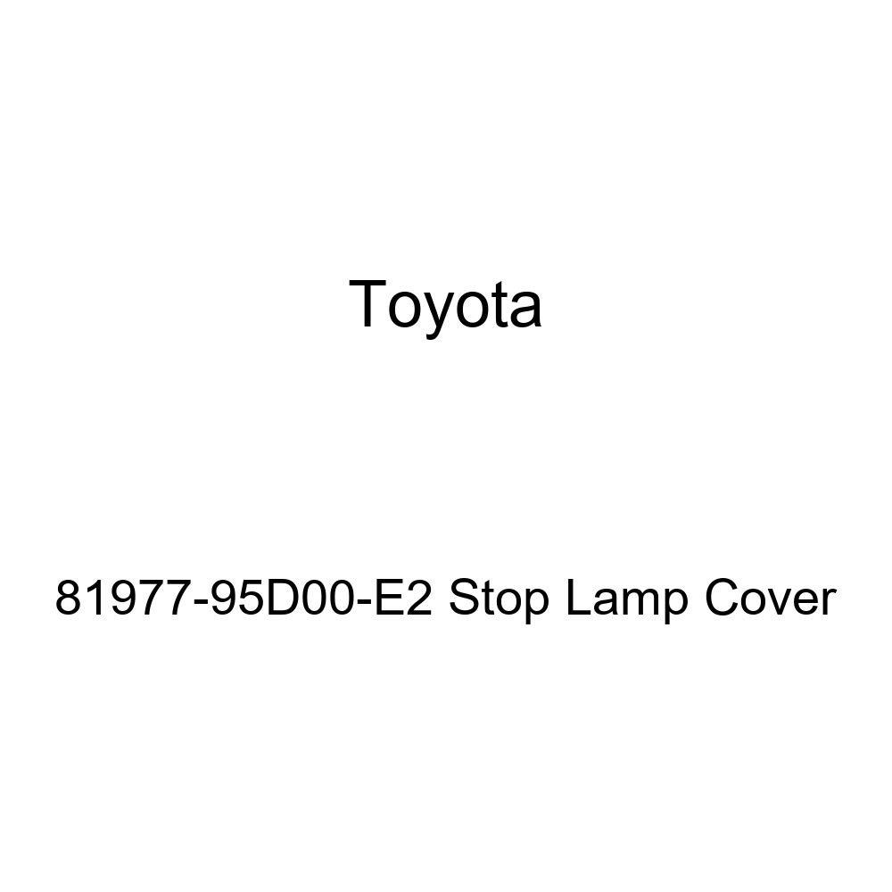 TOYOTA Genuine 81977-95D00-E2 Stop Lamp Cover