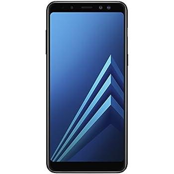 Samsung Galaxy A8 (2018) Dual-SIM 32GB SM-A530F Factory Unlocked 4G Smartphone (Black) - International Version