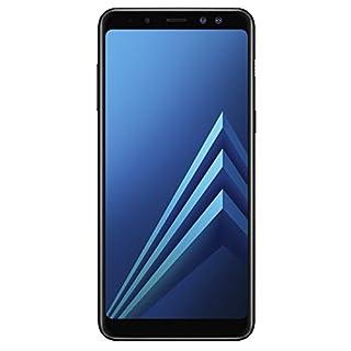 Samsung Galaxy A8 (2018) Dual-SIM 32GB SM-A530F (GSM Only, No CDMA) Factory Unlocked 4G Smartphone (Black) - International Version