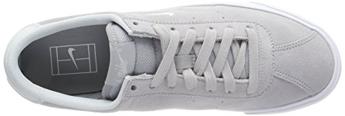 Nike Match Classic Suede, Sneakers Basses Homme Gris (Armory Navy-blue Jay)