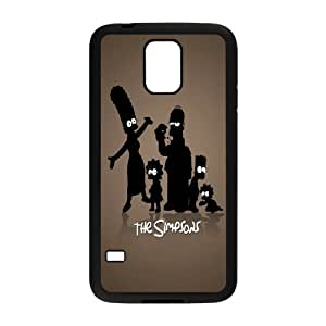 Samsung Galaxy S5 Phone Case The Simpson 19C03193