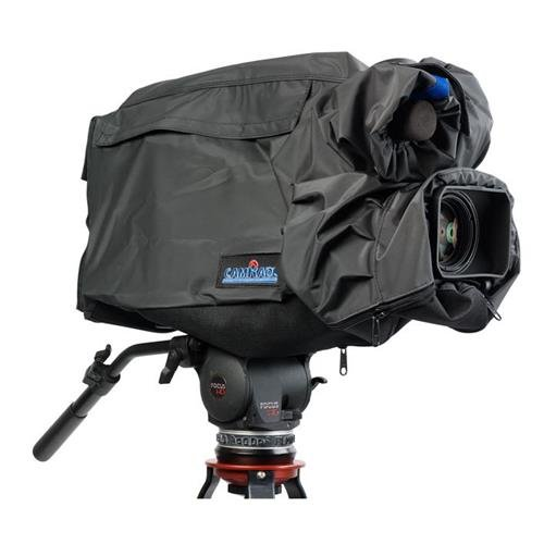 camRade WetSuit Camcorder Rain Cover for Sony HXC 100 and HDW650P, Panasonic AG HPX 300 / 500, Sony PDW 500 / 700 / 800, Sony HDW 650 by CamRade