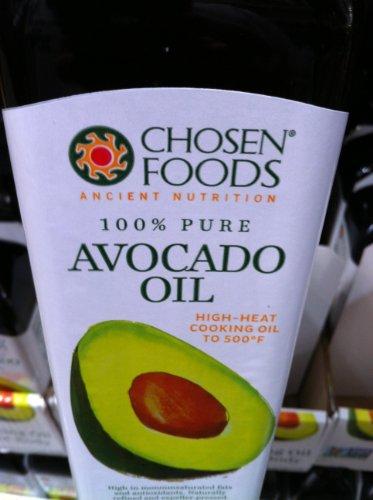 Chosen Foods 100 Avacado Cooking