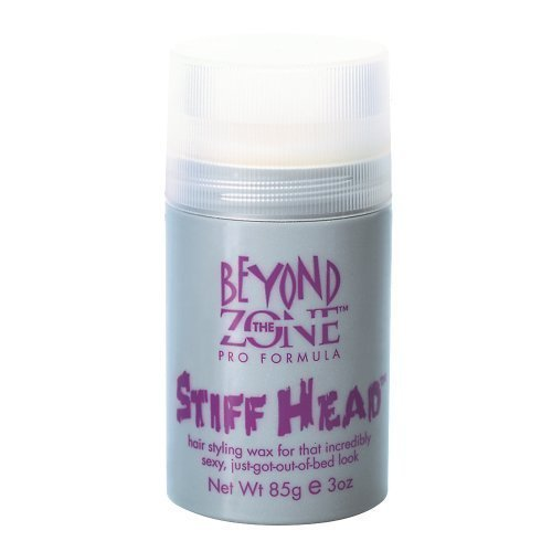 Beyond The Zone Sally Beauty Stiff Head by Beyond the Zone (Head Wax Styling)