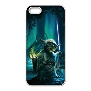 WWWE Star Wars Yoda Cell Phone Case for Iphone 6 plus 5.5