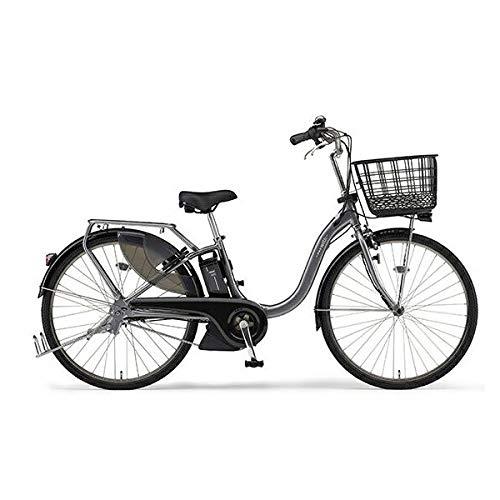 ヤマハ パス YAMAHA 電動 自転車 PAS WithSP 24 グレーメタリック PA24WSP グレーM B07KTMN3JZ