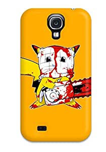 DCdtlpA10921knOXu Faddish Murdered Pikachu Case Cover For Galaxy S4