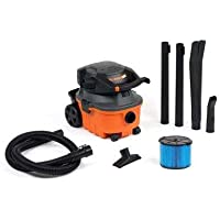 4-gal. Wet/Dry Vacuum with Detachable Blower