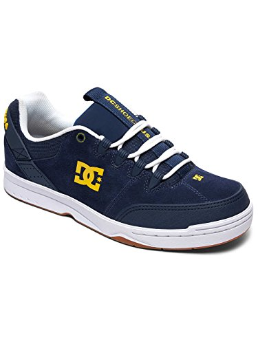 DC Shoes Syntax - Shoes - Baskets - Homme - US 7.5/UK 6.5/EU 40 - Bleu