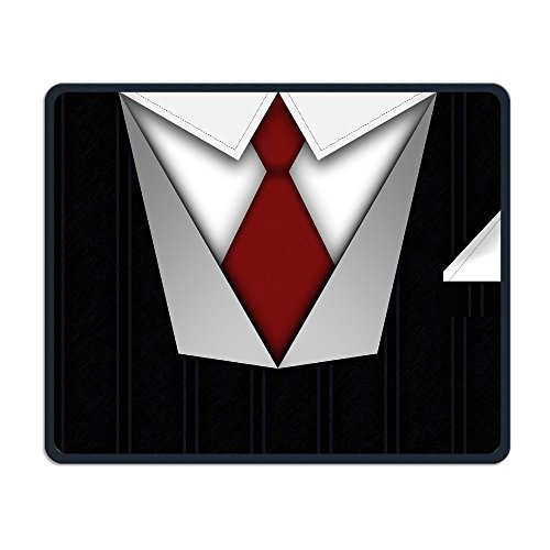 Mouse Pad Handsome Necktie Smooth Nice Personality Design Mobile Gaming Mouse Pad Work Mouse Pad Office Pad