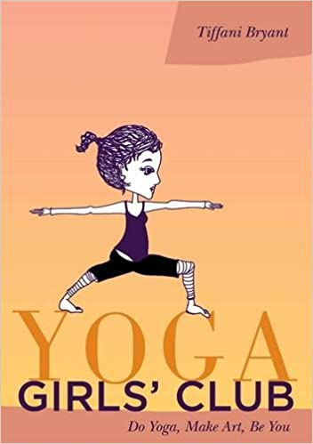 Yoga Girls Club: Do Yoga, Make Art, be You: Amazon.es ...