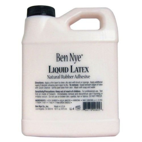 Ben Nye Liquid Latex, 16oz