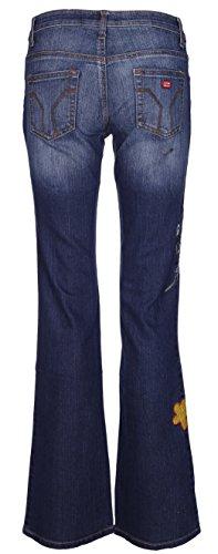 Vaqueros Cut para Shop mujer Pantalones Lets Shop Boot EfxU4wwpq