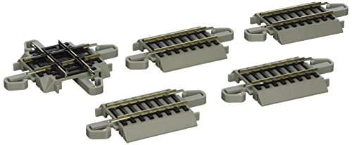 Bachmann Trains Snap-Fit E-Z Track 90 Degree Crossing