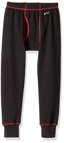 Watson's Boy's Double Layer Pants, Black, Medium