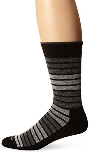 Sockwell Men's Synergy Socks, Black, Medium/Large