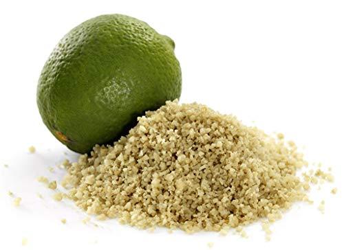 European Key Lime Zest
