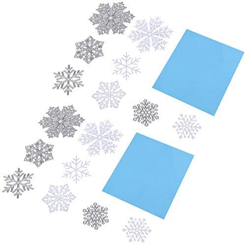 Metaalsnijmal Koolstofstaal + papier voor het snijden en plakken van foto's